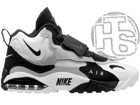 Мужские кроссовки Nike Air Max Speed Turf Black/White 525225-180, фото 2