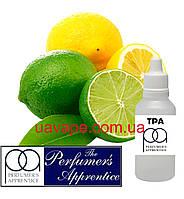 Ароматизатор TPA Lemon Lime II Flavor ТПА Лимон-лайм, 100 мл, фото 1