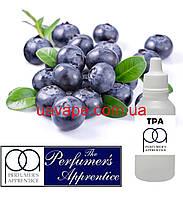 Ароматизатор Blueberry (Wild) Flavor ТПА Черника дикая голубика, 10 мл, фото 1