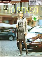 """Колготки Mio Sеnso """"Oxford ave.40"""", eclair, size 5, фото 1"""