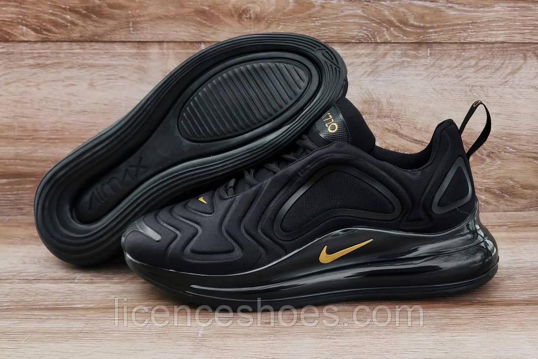 586e8c5b Мужские кроссовки Nike Air Max 720 Black - Интернет магазин мужской и  женской обуви LicenceShoes в