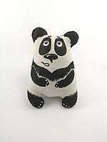 Панда мягкая игрушка текстильная