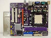 Материнская плата ECS 6100PM AM2 DDR2, фото 1