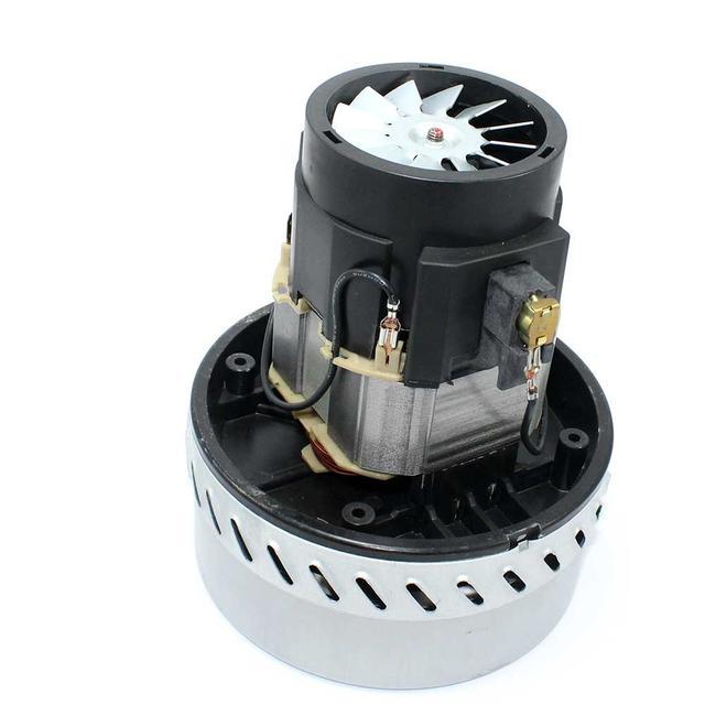 Двигатель для моющего пылесоса