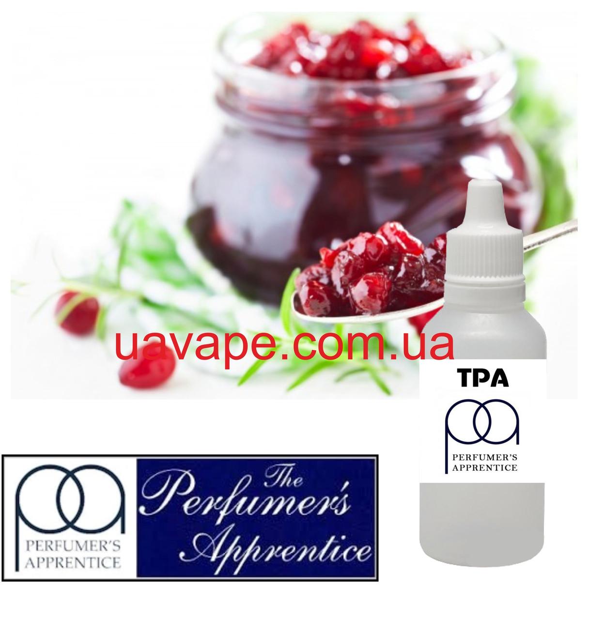 Ароматизатор TPA Cranberry Sauce Flavor ТПА Клюквенный соус, 10 мл