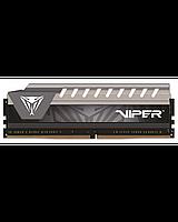 Оперативная память PATRIOT 8 GB DDR4 2666 MHz Viper Elite Gray (PVE48G266C6GY)