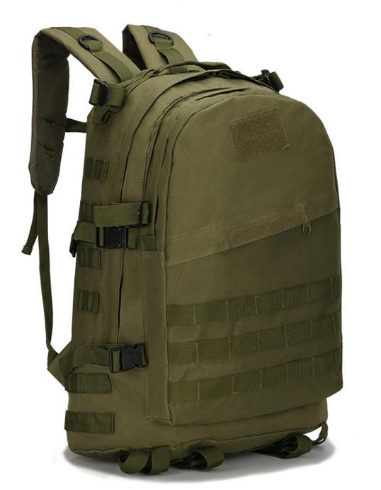 Городской тактический штурмовой военный рюкзак  ForTactic на 40литров Хаки