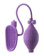 Вибропомпа для клитора Sensual Pump-Her