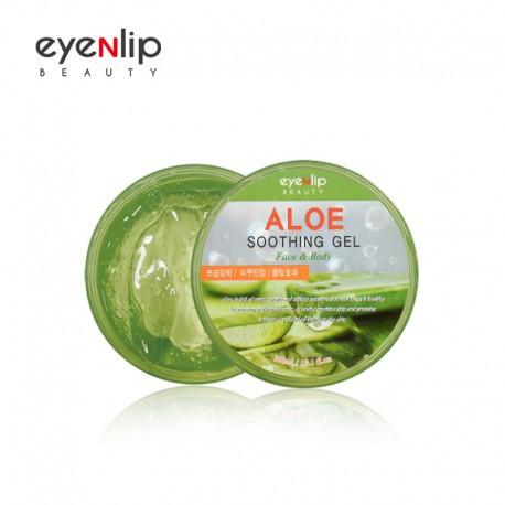Многофункциональный успокаивающий гель с экстрактом алоэ вера Eyenlip Aloe Soothing Gel 300 мл