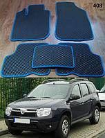 Коврики на Dacia Duster '09-17. Автоковрики EVA