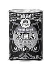 Хна для бровей и ресниц черная с эффектом бархата, Grand Henna Royal