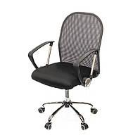 Недорогое офисное кресло для персонала МОНТАНА СH TILT серый