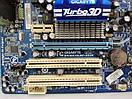 Материнская плата Gigabyte GA-MA78LMT-US2H AM2+/AM3  DDR3, фото 2