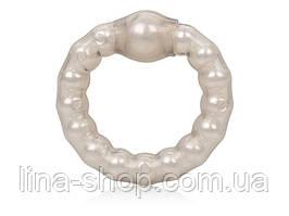 Кольцо на пенис Pearl Beaded Prolong Ring