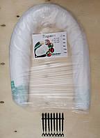 Парник теплица из агроволокна Agreen 3 м., 40 г/м. кв.