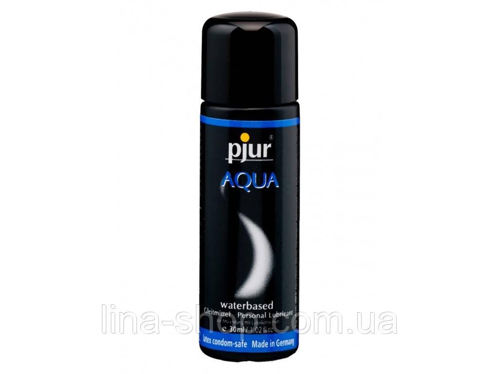 Лубрикант Pjur Aqua 30 мл