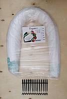 Парник теплица из агроволокна Agreen 6 м., 50 г/м. кв.