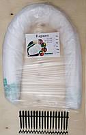 Парник теплица из агроволокна Agreen 8 м., 40 г/м. кв.