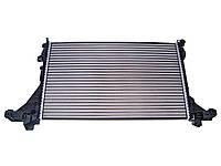 Радиатор системы охлаждения на Рено Мастер III 2.3dci M9T  (+АС) / NISSENS 630733