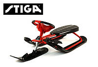 распродажа! Снегокат STIGA Ultimate PRO RED 90kg CE