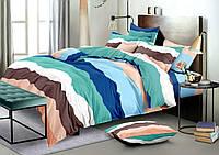 Комплект постельного белья из Ранфорса Зебра