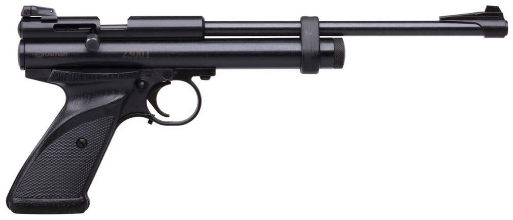 Пневматический пистолет Crosman 2300 T, фото 2