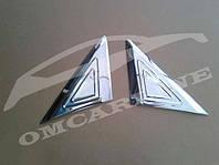 Накладки на уголок зеркала Mercedes-Benz Sprinter W906k нержавейка
