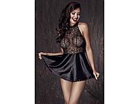 Эротическое платье с ажурным лифом Anais Liu, фото 1