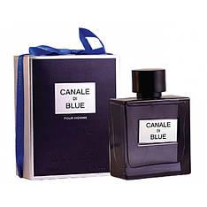 FRAGRANCE World - Canale di Blue EDP pour Homme 100ml (Мужская парфюмерная вода)