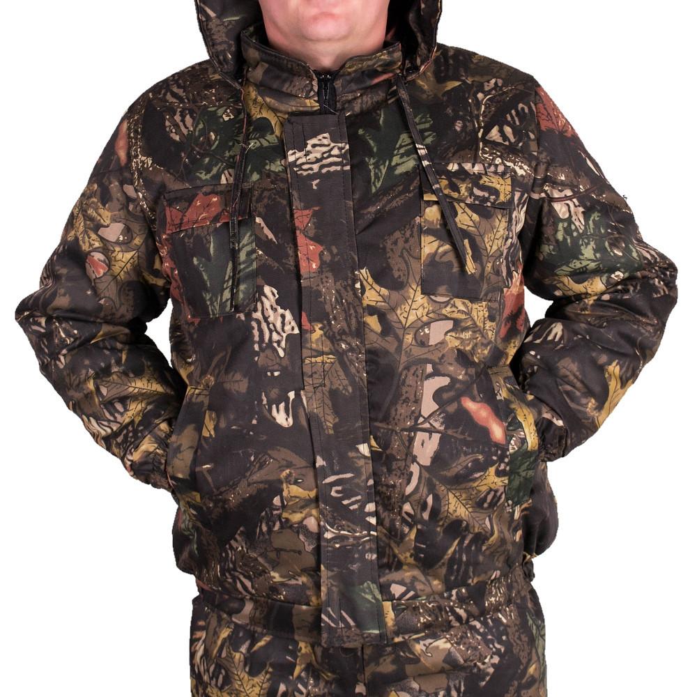 Куртка под резинку UkrCamo ЗКДР 56р. Дубок тёмный