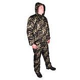 Куртка под резинку UkrCamo ЗКПР 56р. Пиксель тёмный, фото 3