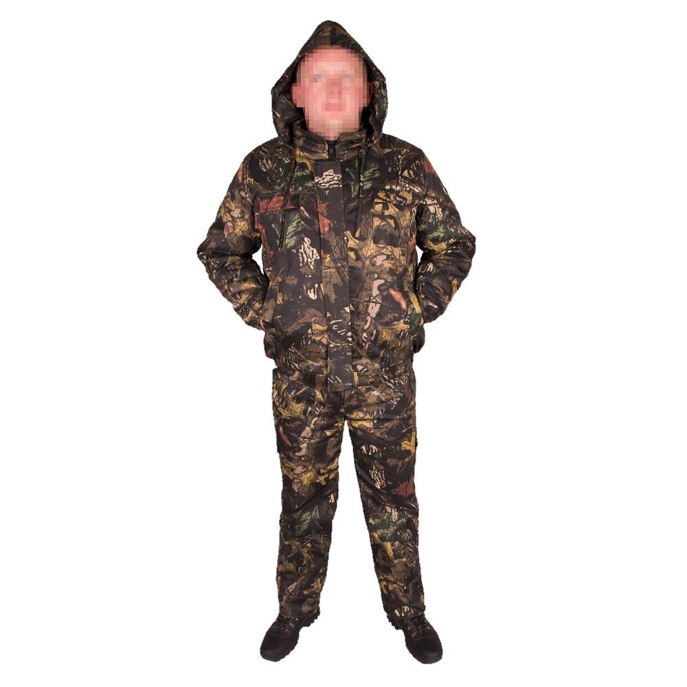 Костюм зимний куртка прямая + штаны UkrCamo ЗКШДД 54р. Дубок тёмный