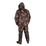 Костюм зимний куртка под резинку + штаны UkrCamo ЗКШДР 56р. Дубок тёмный, фото 2
