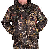 Костюм зимний куртка под резинку + штаны UkrCamo ЗКШДР 56р. Дубок тёмный, фото 5