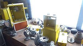Шкафные газовые регуляторы
