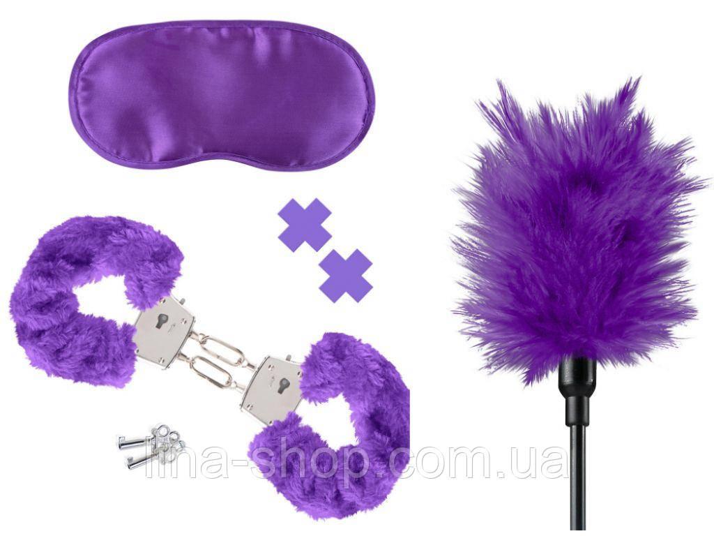 Набор Fetish Fantasy Purple Passion Kit