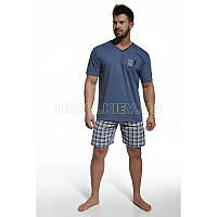 326 Мужская пижама 40 California Cornette джинсовый (M) a92a905330b6e