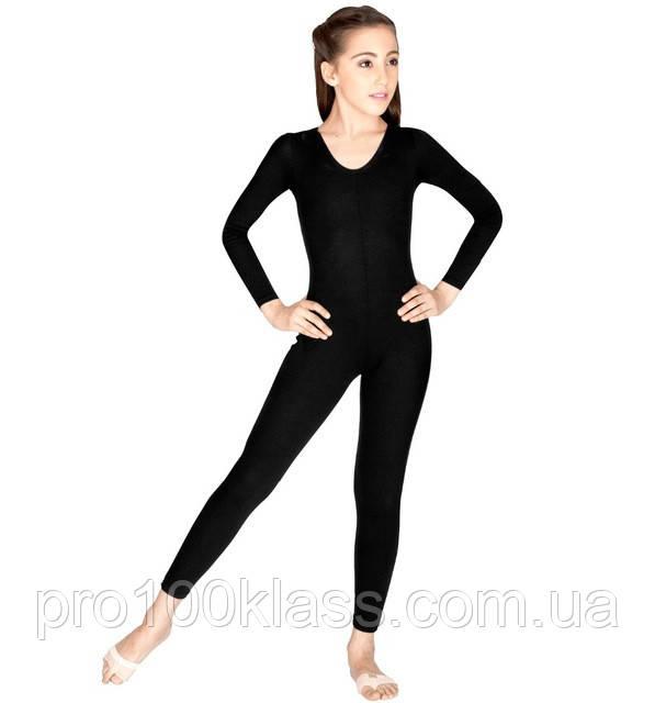 Комбинезон детский для гимнастики  хореографии  акробатики