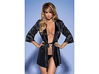 Комплект Obsessive Satinia robe, фото 1
