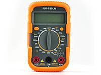 Тестер мультиметр UK-830LN