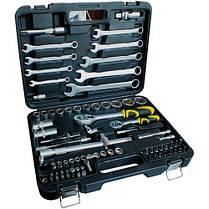 Набор инструментов профессиональный Сталь AT-8212 82 единицы, фото 3