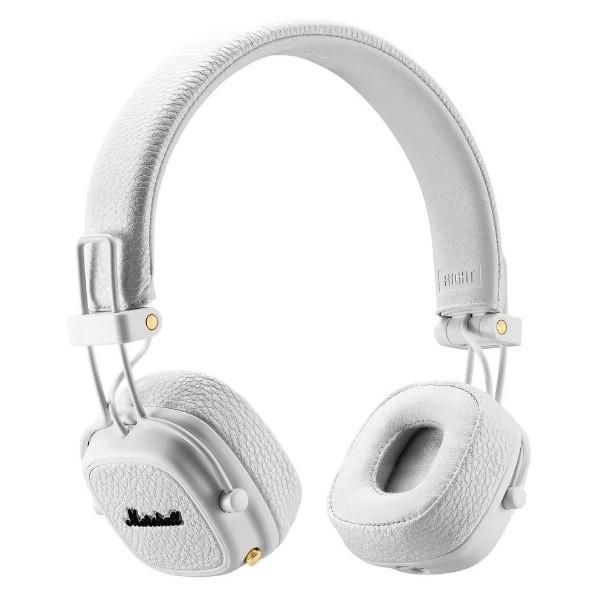 Оригинальные наушники Marshall Major III Bluetooth White