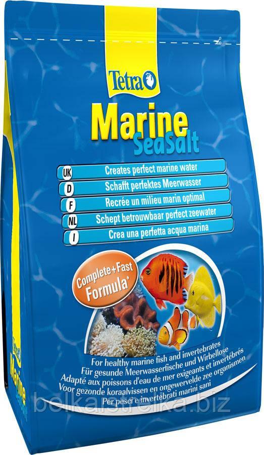 TetraMarine SeaSalt, 4 кг.