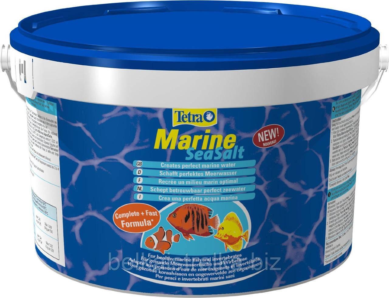 TetraMarine SeaSalt, 20 кг.