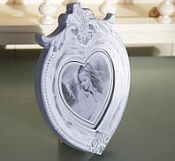 Фоторамка-Сердце с декором Гранд Презент 258031, фото 1