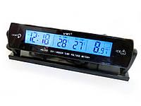 Авто часы термометр VST 7013V