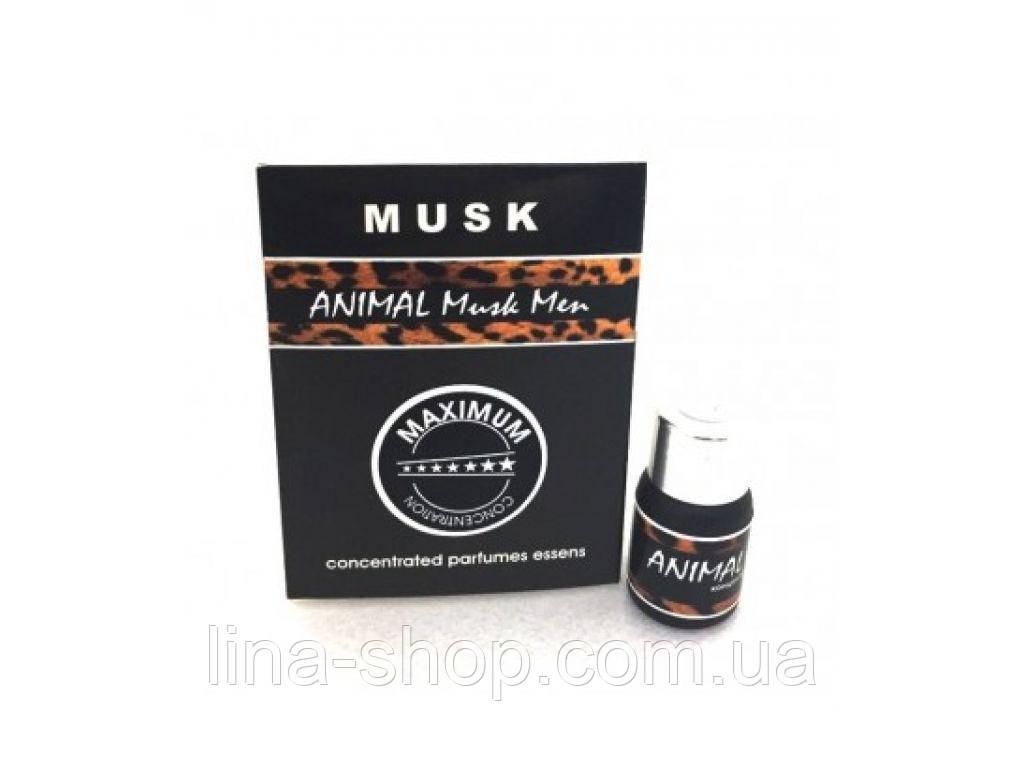 Духи с феромонами для мужчин Musk Animal 5ml men