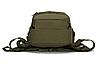 Тактический городской велосипедный рюкзак ForTactic с системой M.O.L.L.E на 10литров Кайот, фото 5