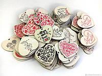Магниты на холодильник День Святого Валентина