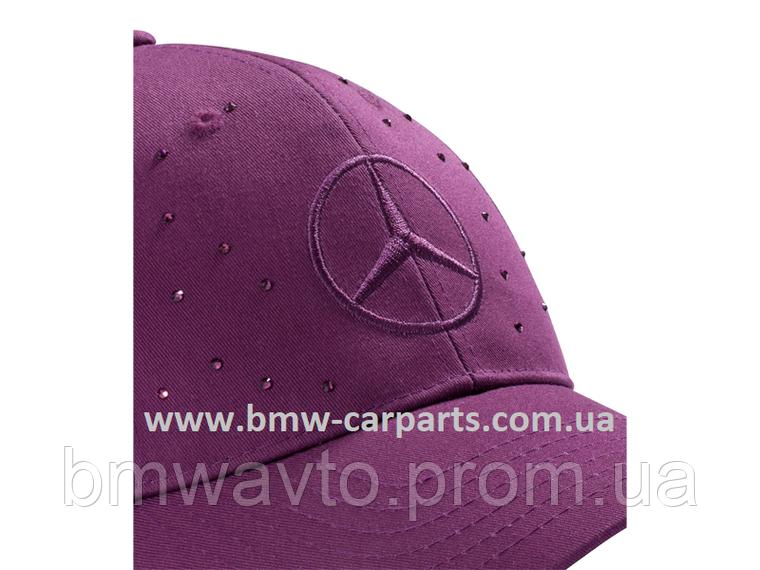 Женская бейсболка Mercedes Women's Сap,100% cotton, фото 2